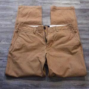 American Eagle Khaki Pants (Brand New)—33/34